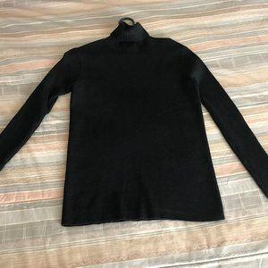 J Crew Women's Black Sweater